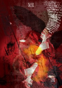 Arcano 15 - Le Diable (bloodmoney)