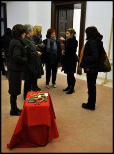 """Mostra """"Città Materna"""" Palazzo Farnese di Ortona, 2011"""