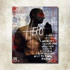 """""""Hero 30"""" © Monica Maria Seksich (2011-2016)."""