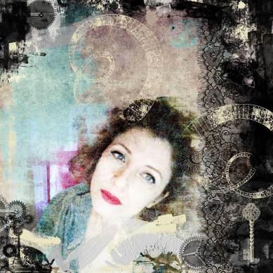 """La Fata Turchina"" © Monica Maria Seksich"